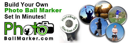 Photo Ball Markers