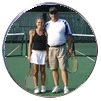 Tennis Photo Ball Marker