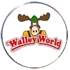 Wally World Golf Ball Marker