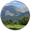 Golf in the Swiss Alps
