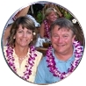 Ken and Char in Hawaii